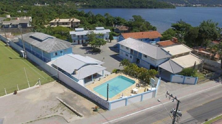 Pousada Talismã, sua opção em Florianópolis.