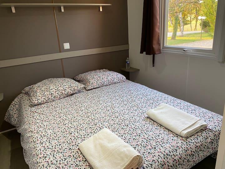 Mobil home 1 chambre 3 minutes Nogent-sur-Seine