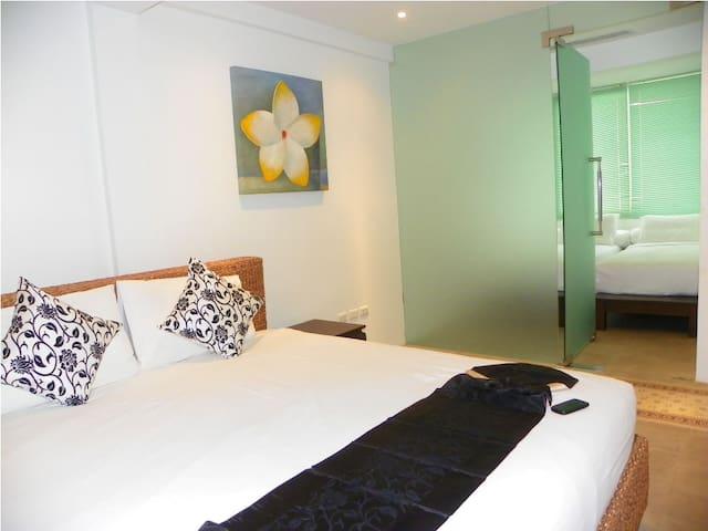 Surin - Aprt - 100m to Beach-B2  - Choeng Thale - Apartment