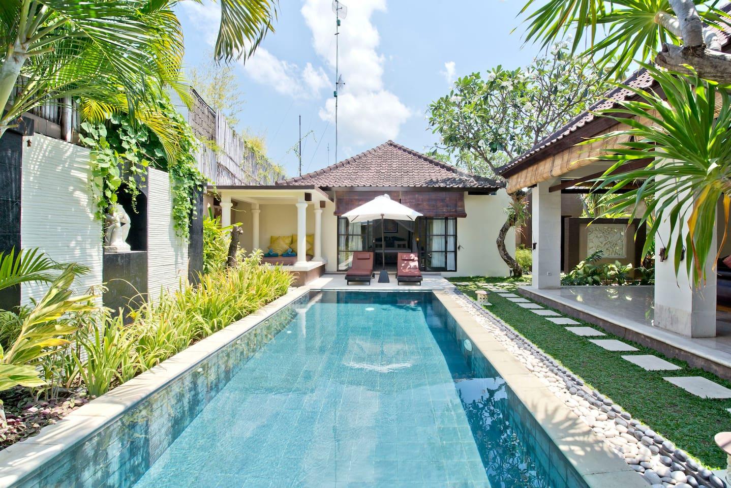 Spacious 2 Bedrooms Pool Villa