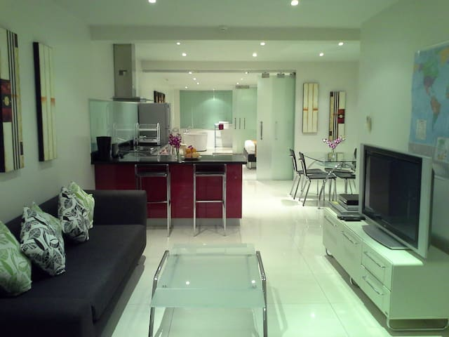Surin One Bed luxury-100m to Bch T1 - Choeng Thale - Appartamento