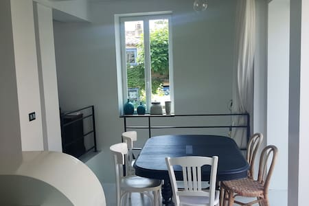 Maison renovée dans centre historique du village - La Cadière-d'Azur