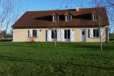 La Parnière - Sainte-Sévère-sur-Indre