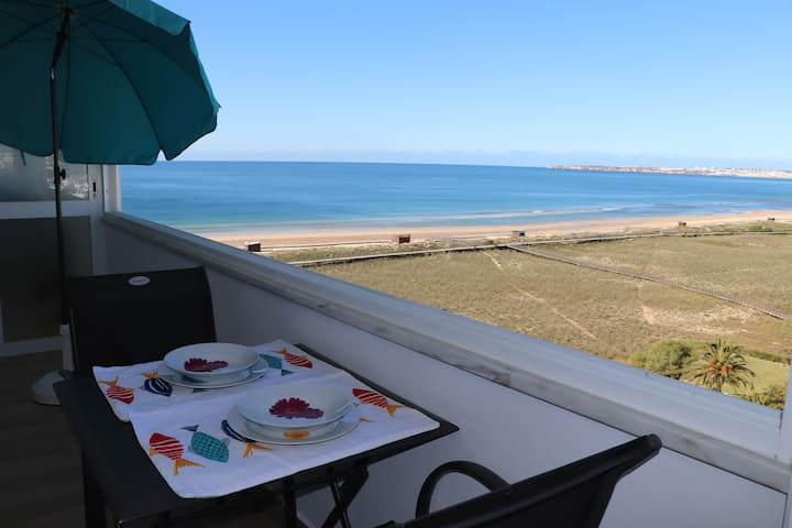 On the beach Alvor apartment