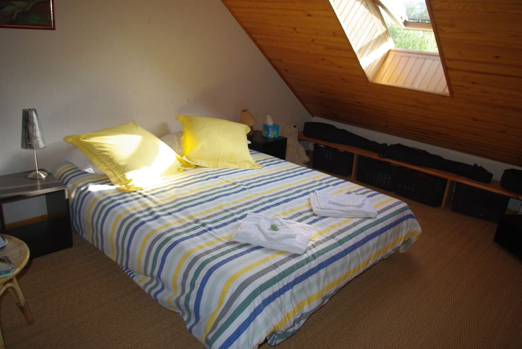 grand lit (160 x 200) / double bed