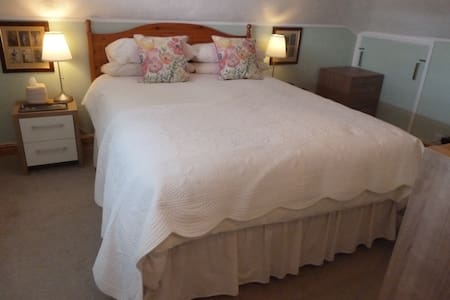 Luxury B&B with parking & garden - Carbis Bay - 獨棟
