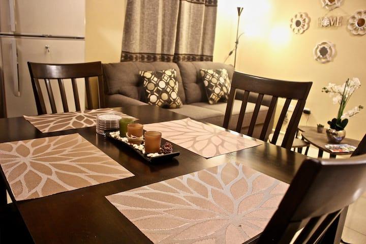 PRIVATE & CLEAN 2 BEDROOM SUITE  in PHILIPSBURG!