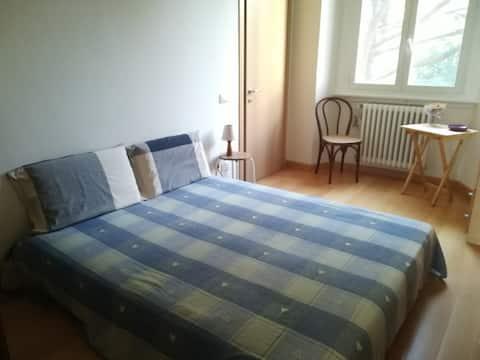 Firenze, camera con bagno privato