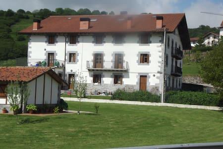 Casa en plena naturaleza
