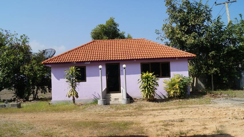 60m2 brand new house