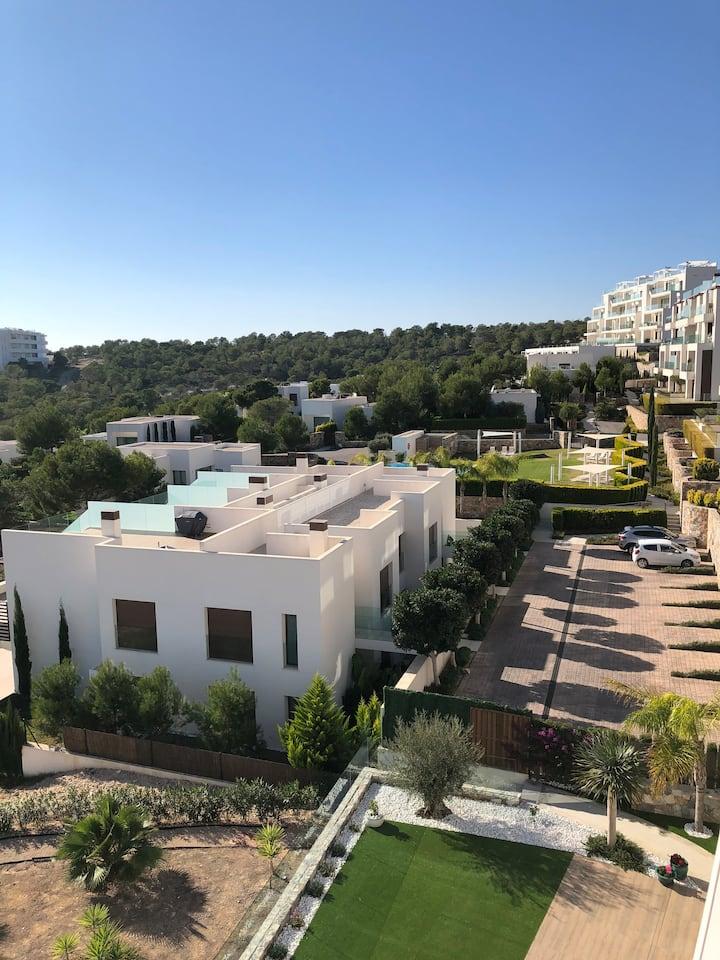 Luxe appartement op Las Colinas Golf