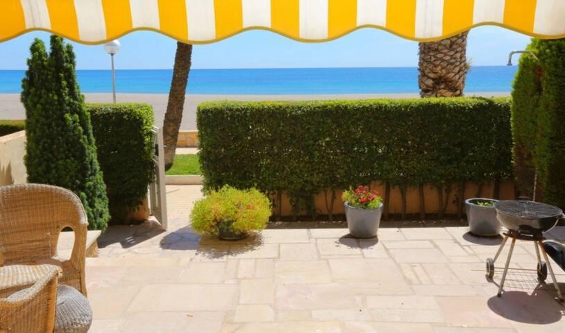 Casa 1ª línea de playa Porto Fino - Cambrils - Hus