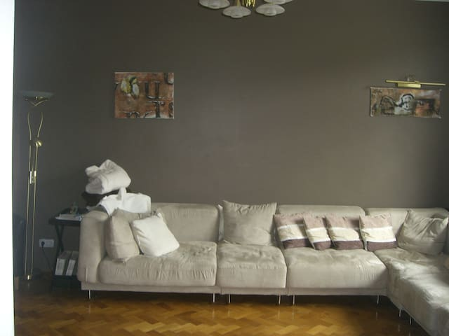 2-3 rooms, central, for 5-8 persons - München - Wohnung