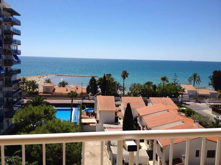 Stunning Sea View 3 BDR Apartment.