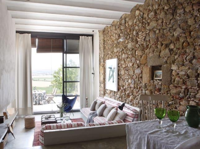 Amazing house - Empordà - Castell d'Empordà, La Bisbal d'Empordà, - Dom