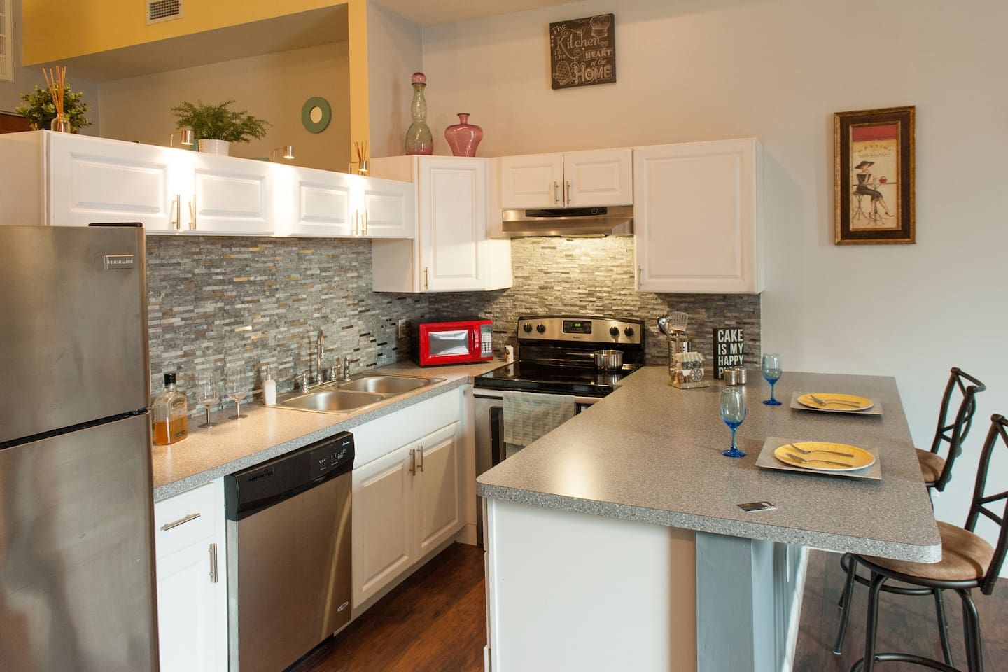 Home Away From Home Kitchen