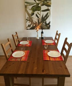 spacious, friendly Apartment Lorsch - Lorsch - Apartmen