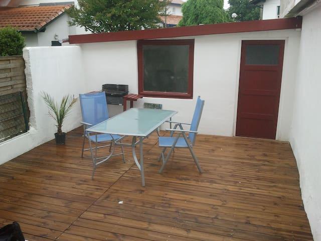 maison 95m2  centre ville et plage à pied - Saint-Jean-de-Luz - Haus
