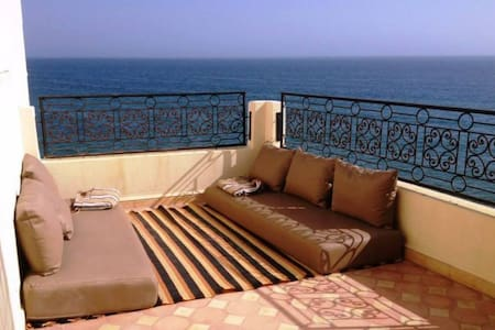 Grande Maison Surf Taghazout 4 chambres !! - Taghazout - Casa