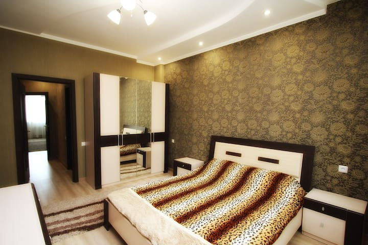Уютная 2х комнатная квартира в ЖК Коркем - Astana - Apartamento
