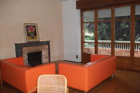 Appartement 1 dans Villa avec Jardin à Biella - Biella - Apartment