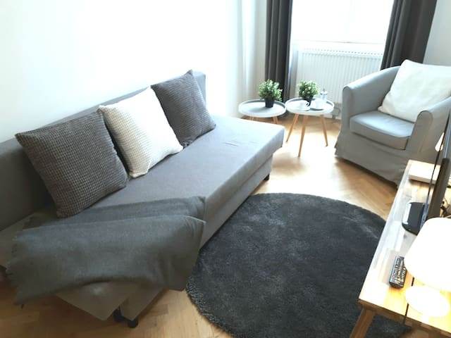 Charmantes, zentrales Apartment