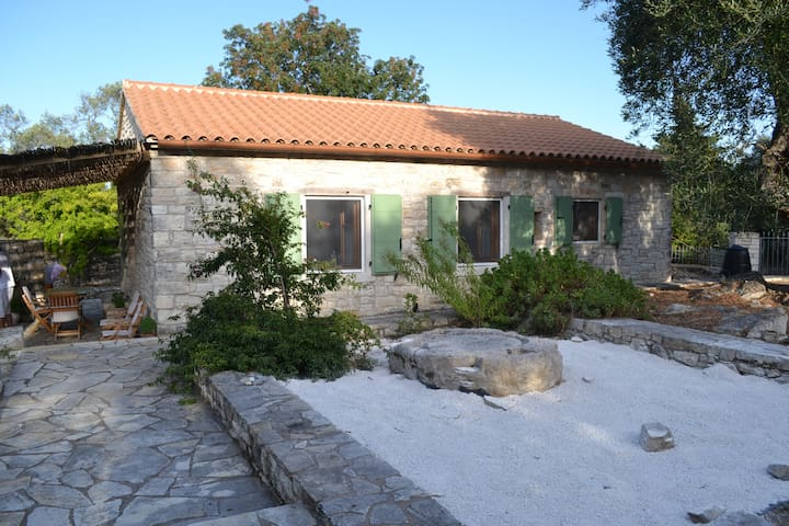 Traditional cottage, Paxos island - Gaios