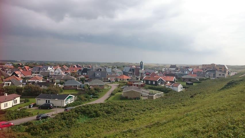 Appartement vlakbij zee en strand - Callantsoog - Apartemen