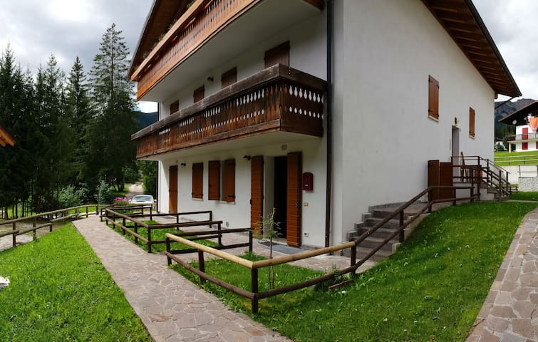 Appartamento Dolomites - Falcade - Appartement