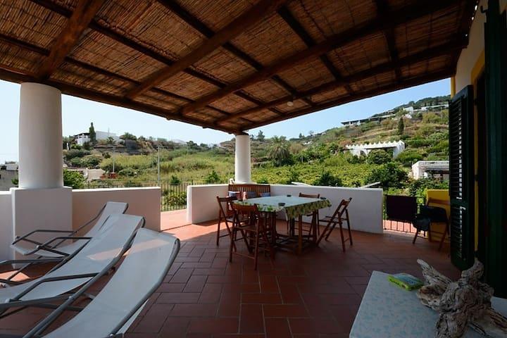 Villa Giulia Salina