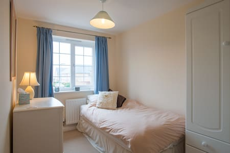 Single Room with Private Bathroom - Peacehaven - House
