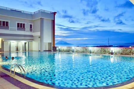 Apartment on Manado Boulevard area. 718 room