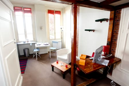Charming studio in the heart of P..