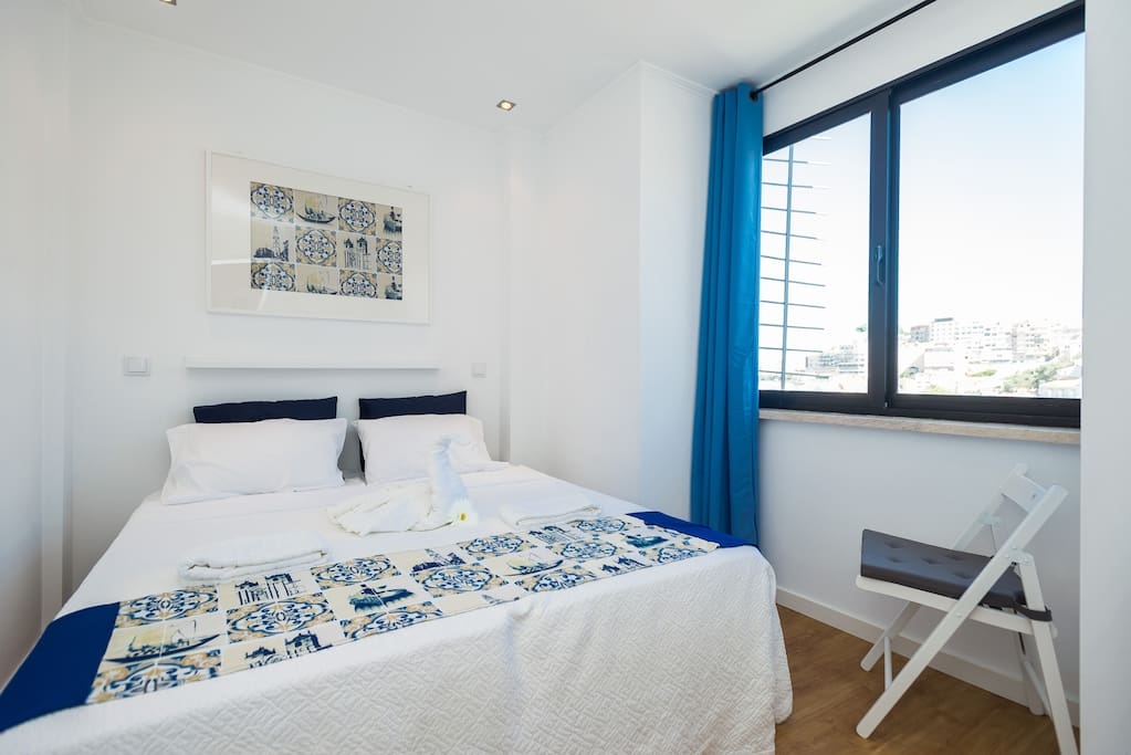Azulejos Room