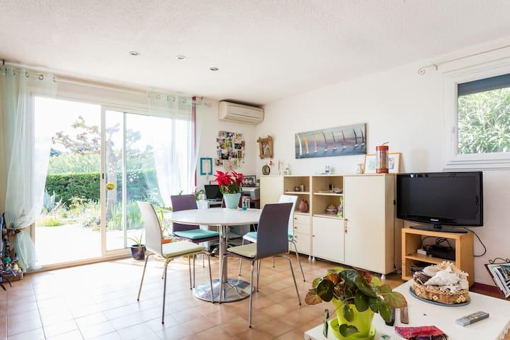 Magnifique maison à Valras-Plage - Vendres - Casa de vacances