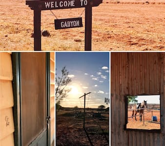 Gabyon Station Homestead Cottages Rm 2, Midwest WA
