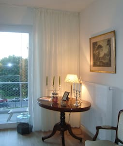 Chambre double à Schaerbeek - Schaerbeek - Lakás
