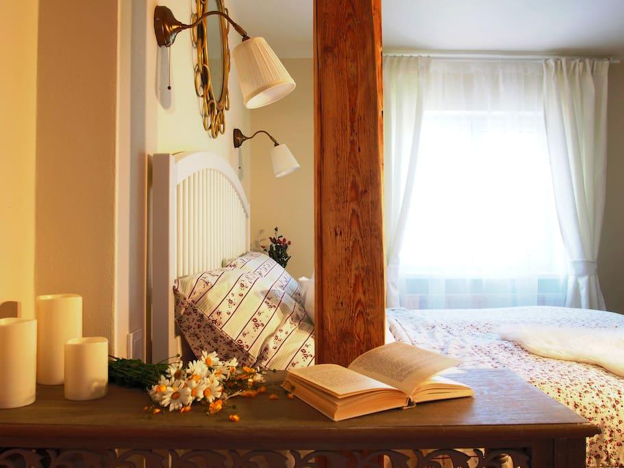 Dvoulůžkový pokoj 203 - pokoj