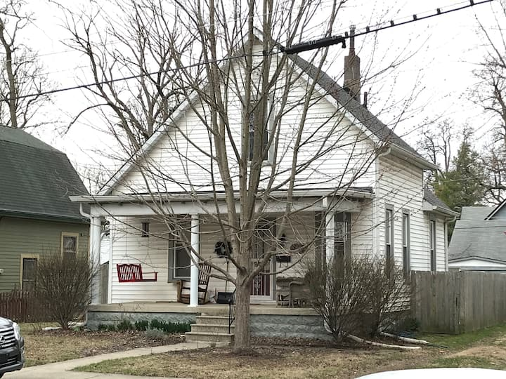 Historic Irvington Home