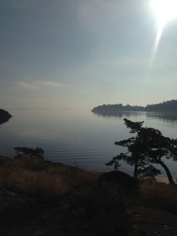 Hus på Smådalarö - Haninge Municipality - Talo