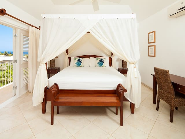 Your Perfect Caribbean Home in Classic Colonial Style - Mullins - 一軒家
