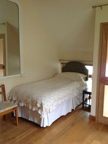 Bulland Court B & B Bedroom 3 - Ashburton - Casa