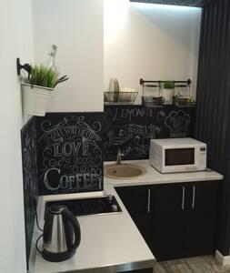 Дизайнерская квартира-студия - Rostov - Apartment