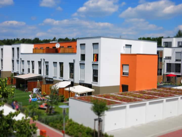 Walk to Nürnberg Exhibition Center - Penthouse