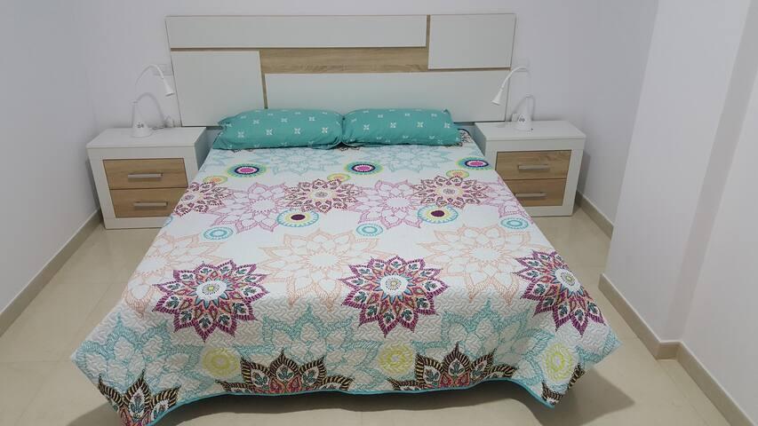 Dormitorio Principal - Foto Frontal