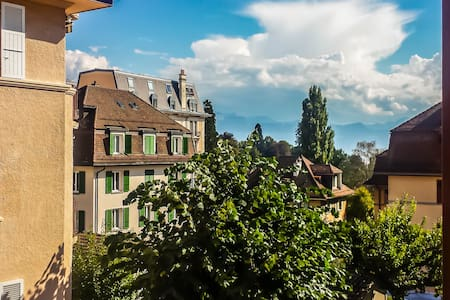 Heart of Lausanne, cheapest price - Λωζάνη - Διαμέρισμα