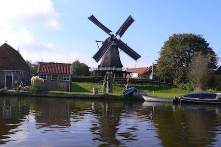 Sondel Friesebedstee Friesland - Sondel - Villa