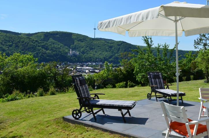 Ferienwohnung Rheinblick Lahnstein