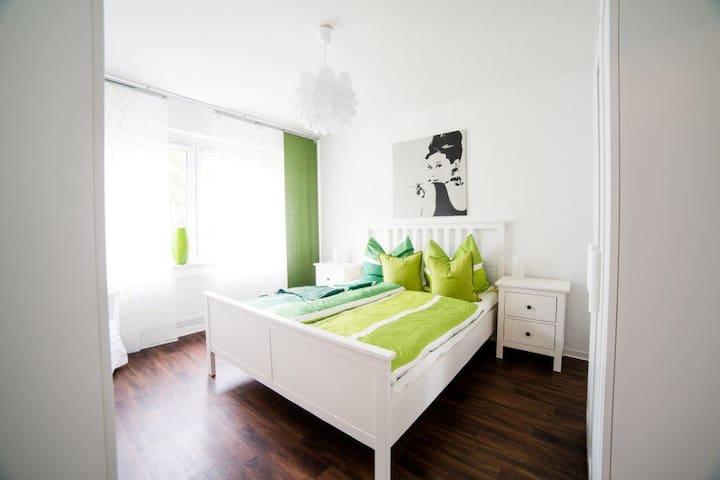 Ferienwohnung für 2-6 Personen (1) - Senftenberg - Lägenhet
