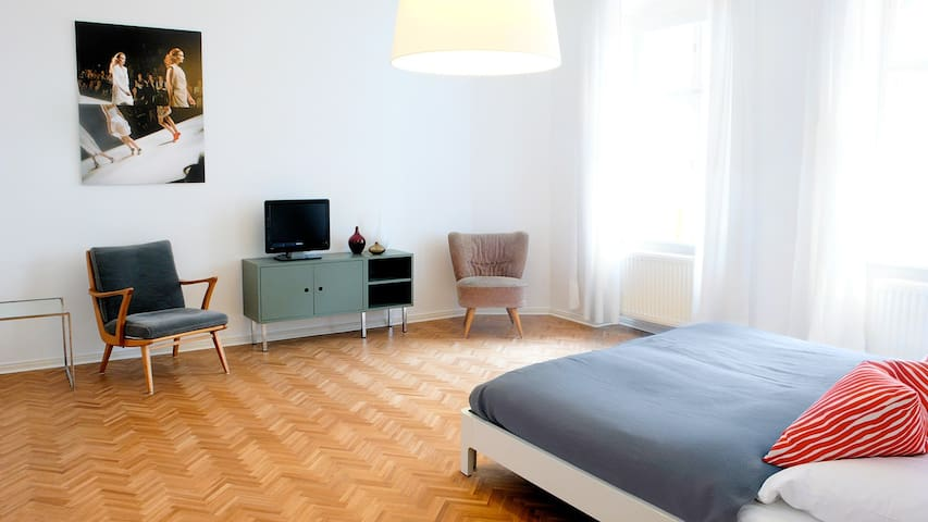 Beautiful apartment in Prenzlauer Berg